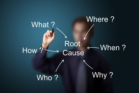 root cause the evil at the bottom the official 360logica blog