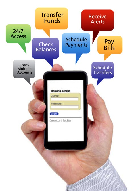 Mobile Banking - The Buzz in Banks