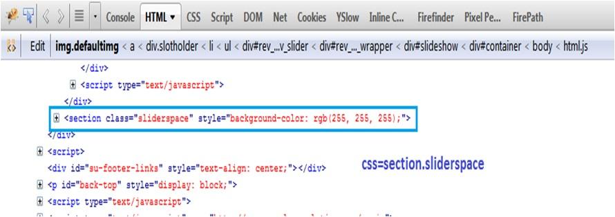 Using CSS Selectors in Selenium - The Official 360logica Blog