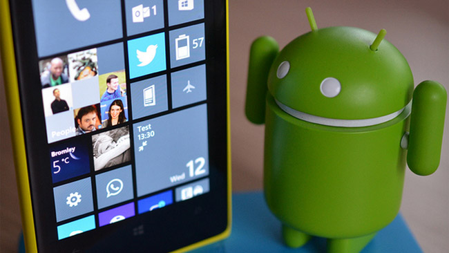 Microsoft's New Innovation: Now Convert Android Phones to Windows 10