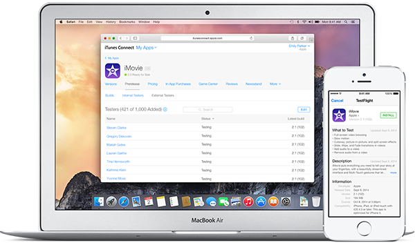 Some Useful Tips for Testing iOS8 Based Applications