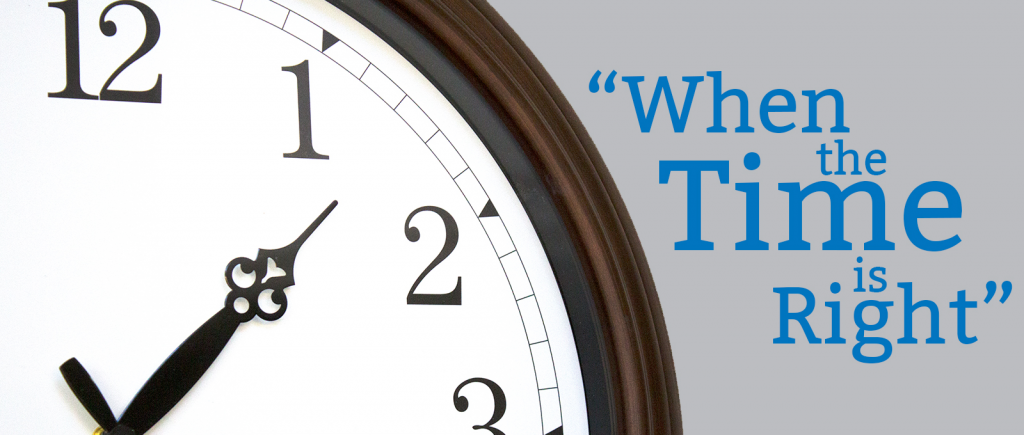 When is the Right Time to Rewrite an Application?