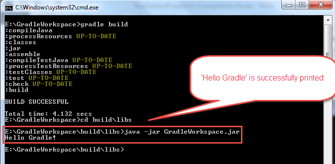 How to Create an Executable JAR file and Use it to Run the