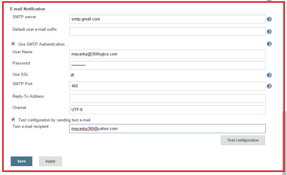 How to Configure Email Notification in Jenkins? - The