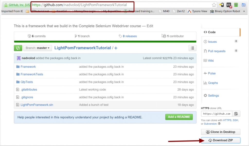 How to Open a GitHub Project Using Visual Studio
