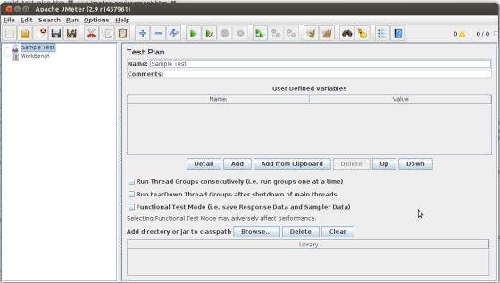 How To Build A Web Test Plan In Apache Jmeter  The Official