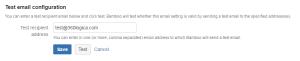 Test Mail Configuration