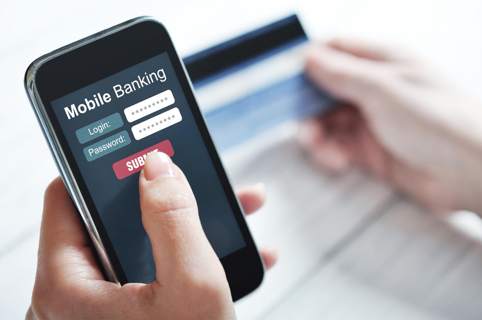 Bank Application testing