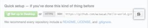 Remote Repository URL