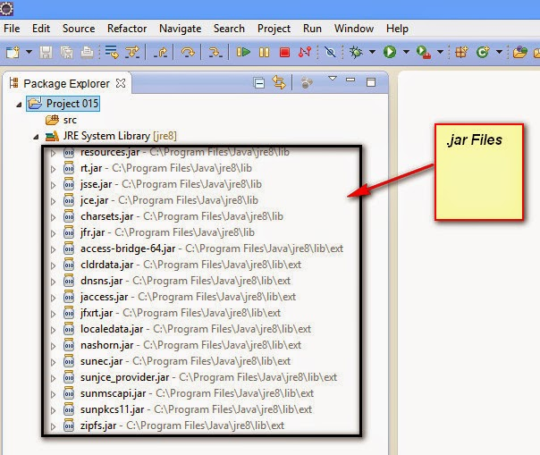How to Use JRE System Library in Eclipse IDE? - The Official